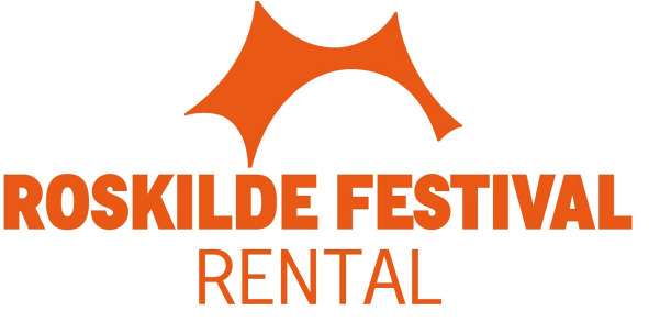 Roskilde festival rental Bare events Logo