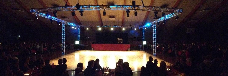 Leje af lyd og lys på Bornholm af BARE Events and Productions