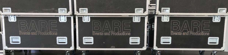 BARE Events and Productions Bornholm, leje af lyd og lys Bornholm