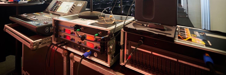Leje af trådløse mikrofoner på Bornholm af BARE Events and Productions