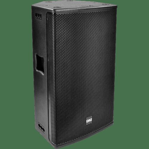 """Dynamic Audio Device Touring15A aktiv højttaler 15"""" brugt"""